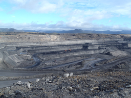 South Bulga Open Pit Selective Mining