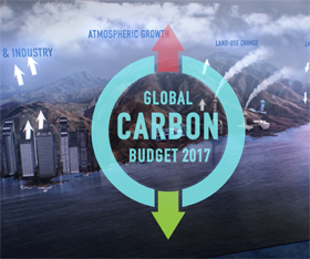 Global Carbon Budget movie screen shot