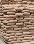 thumnail of cement bags stacked on a pallet